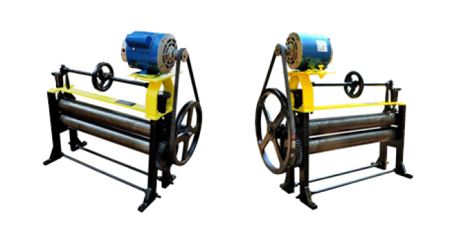 Electric Rubber Roller